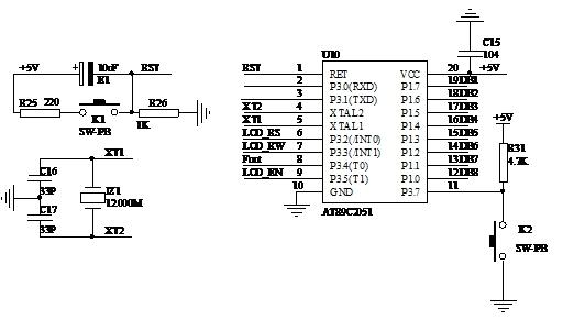 光电速度传感器四线接线图